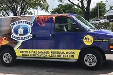 Water Damage Restoration in Boca Raton